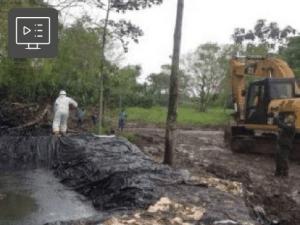 V0003 Biorremediación de Derrames y Desechos de Origen Petrolero