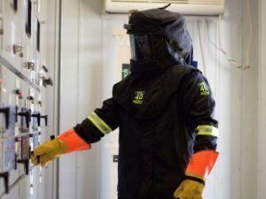 Seguridad Eléctrica basado en NFPA 70E