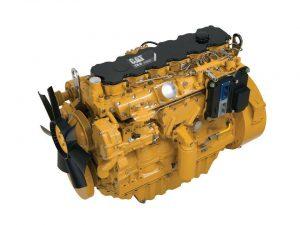 motor diesel ACERT