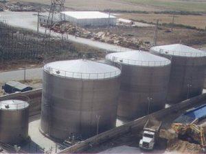 tanques de combustible