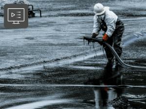 V0005 Derrames de Hidrocarburos en Tierra y Pequeños Ríos - Control y Tratamiento