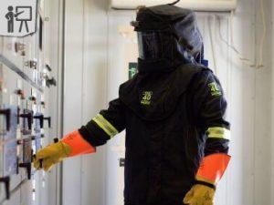 Seguridad Electrica en Lugares de Trabajo Presencial