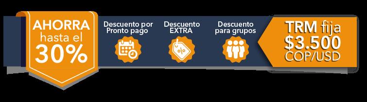 Banner Descuentos Sectores GLP - Seguridad y Riesgos