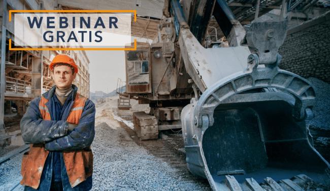 Webinar Gestion de Operaciones en el Mantenimiento del Sector Minero