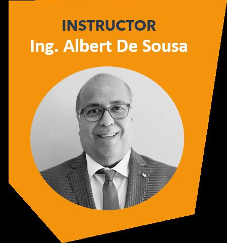 Instructor Albert De Sousa