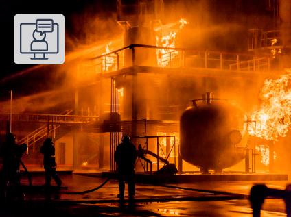 Investigación de accidentes industriales y análisis causa raíz
