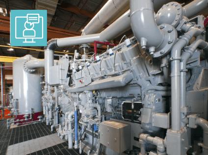 Compresión de Gas Natural y Optimización del Funcionamiento de Compresores