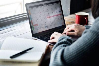 Descarga el calendario de cursos