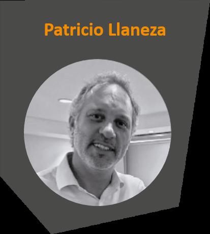 Instructor Patricio Llaneza