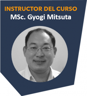 Instructor Gyogi Mitsuta